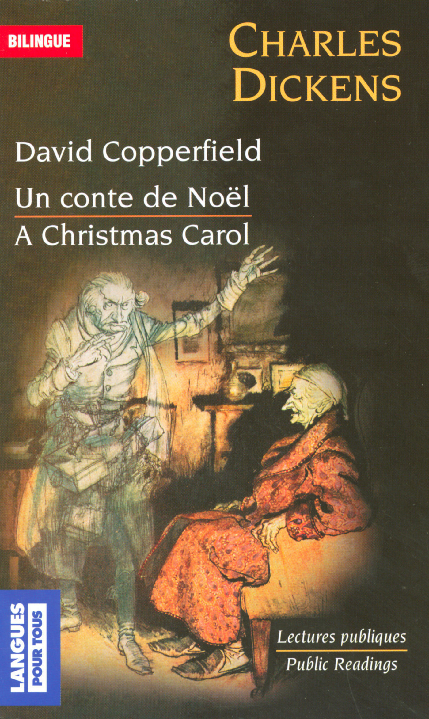David Copperfield - A Christmas Carol, UN CONTE DE NOEL