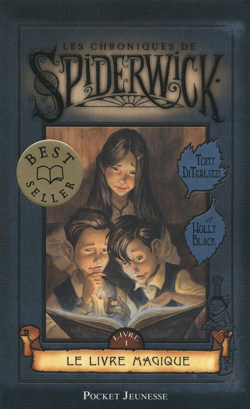 Les chroniques de Spiderwick tome 1, LE LIVRE MAGIQUE