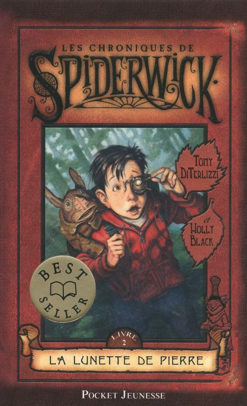 Les chroniques de Spiderwick tome 2, LA LUNETTE DE PIERRE