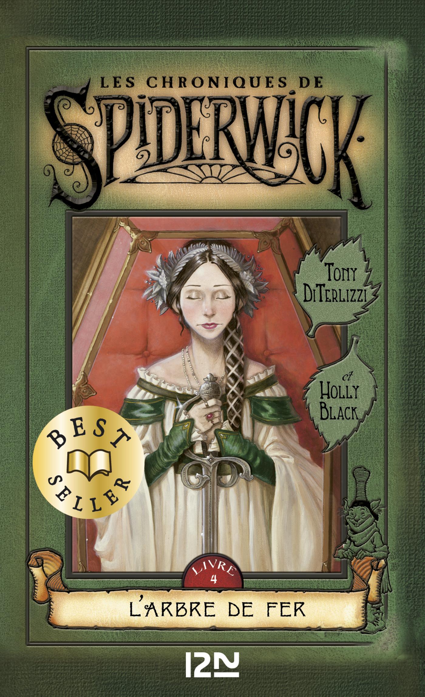 Les chroniques de Spiderwick - tome 4, L'ARBRE DE FER