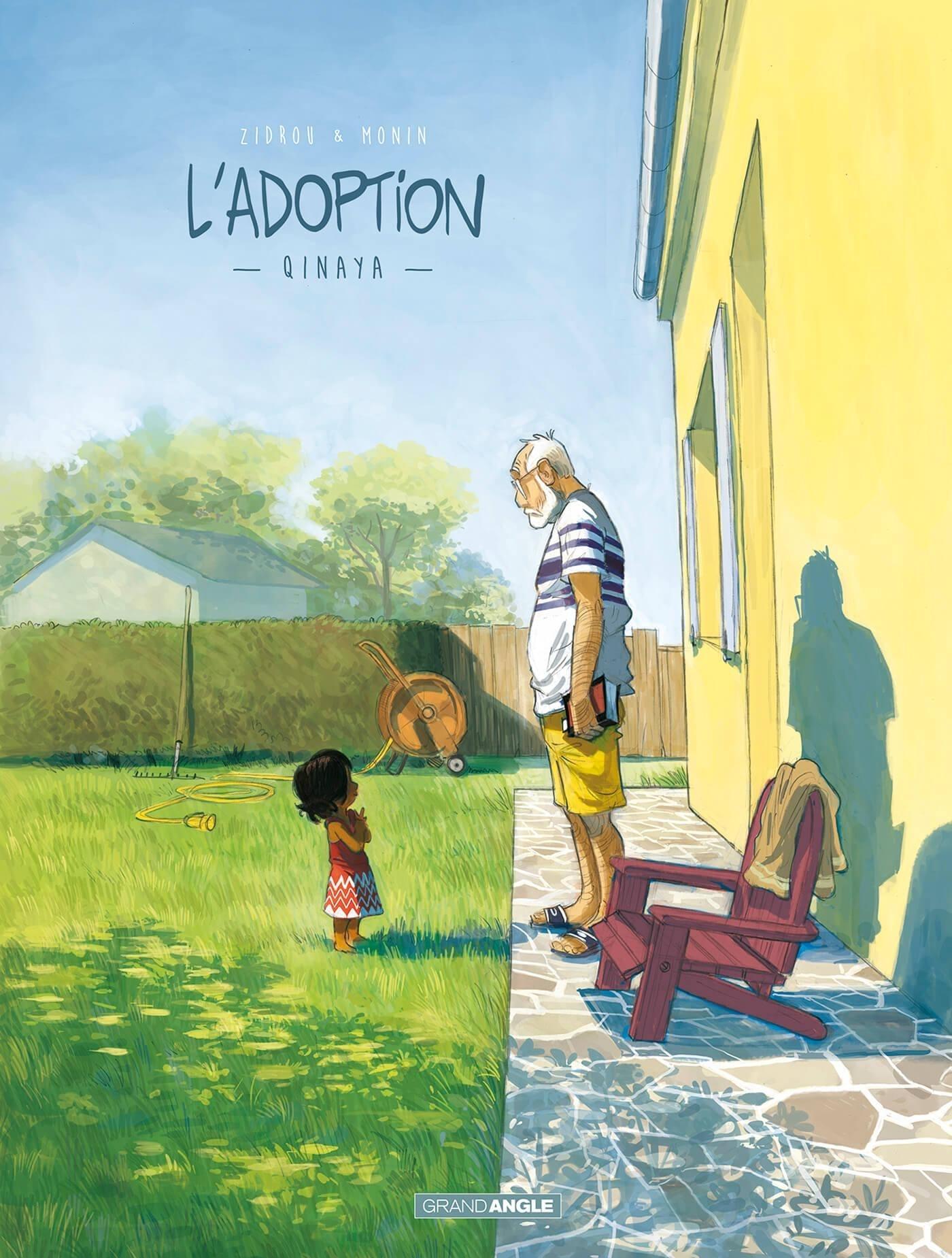 L'ADOPTION - VOLUME 1 - QINAYA