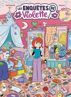 LES ENQUETES DE VIOLETTE - TOME 2