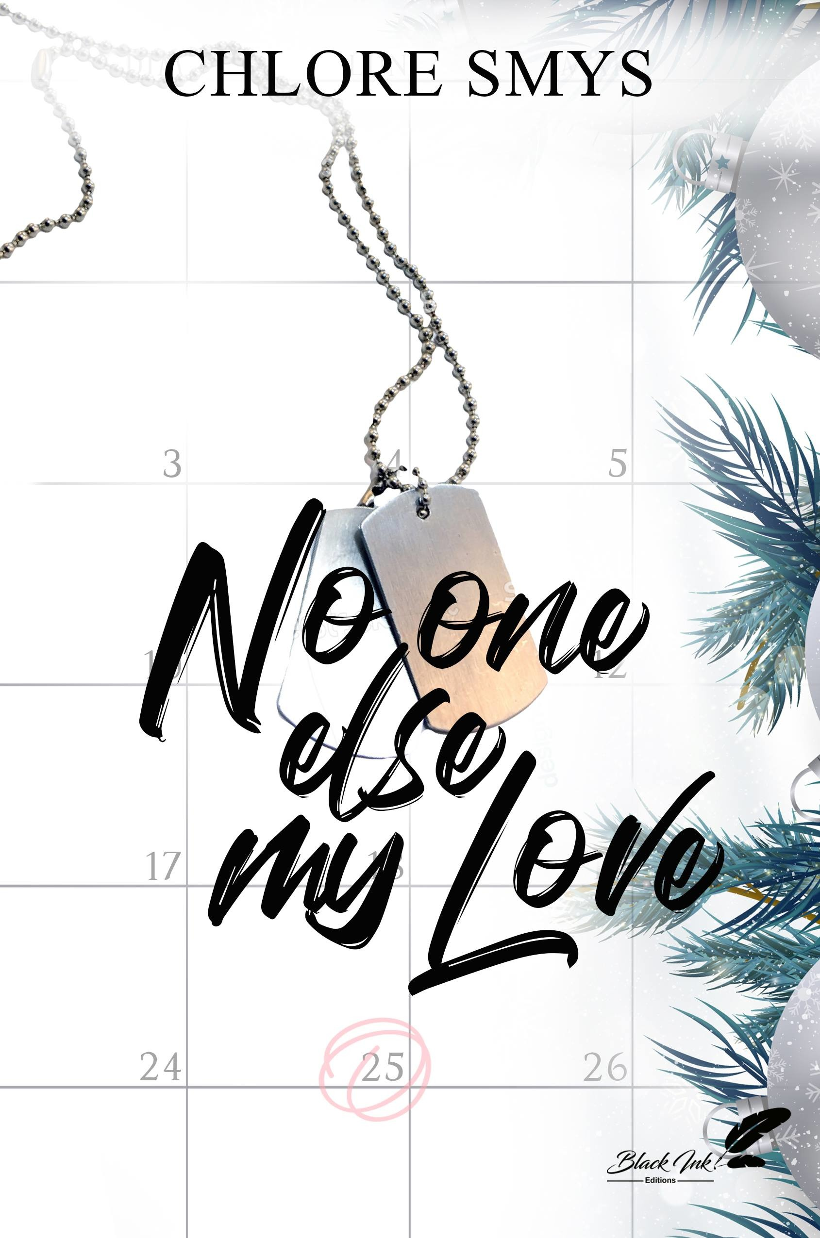 No One Else, My Love
