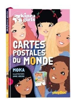 KINRA GIRLS - CARTES POSTALES DU MONDE - TOME 10