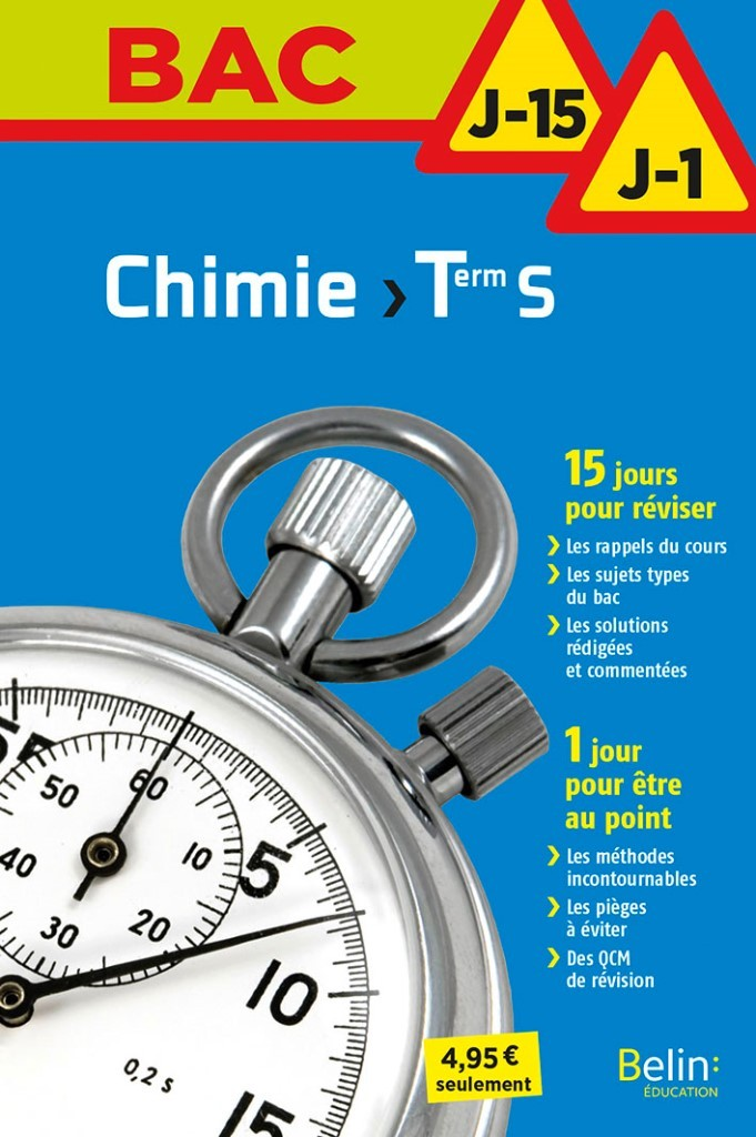 BAC CHIMIE TERM S