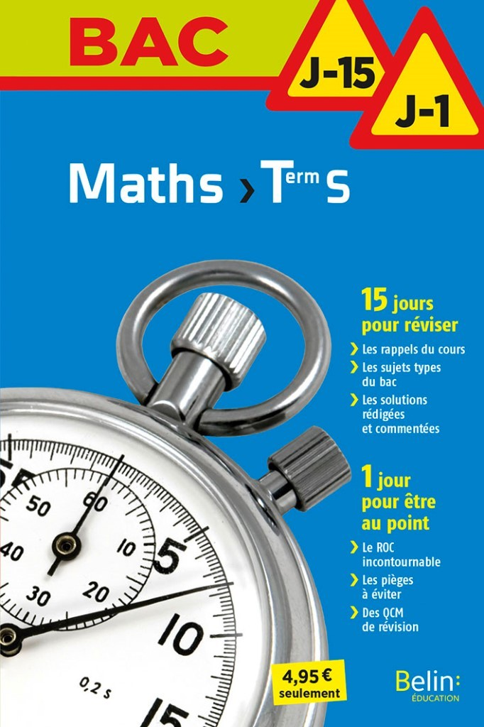 BAC MATHS TERM S