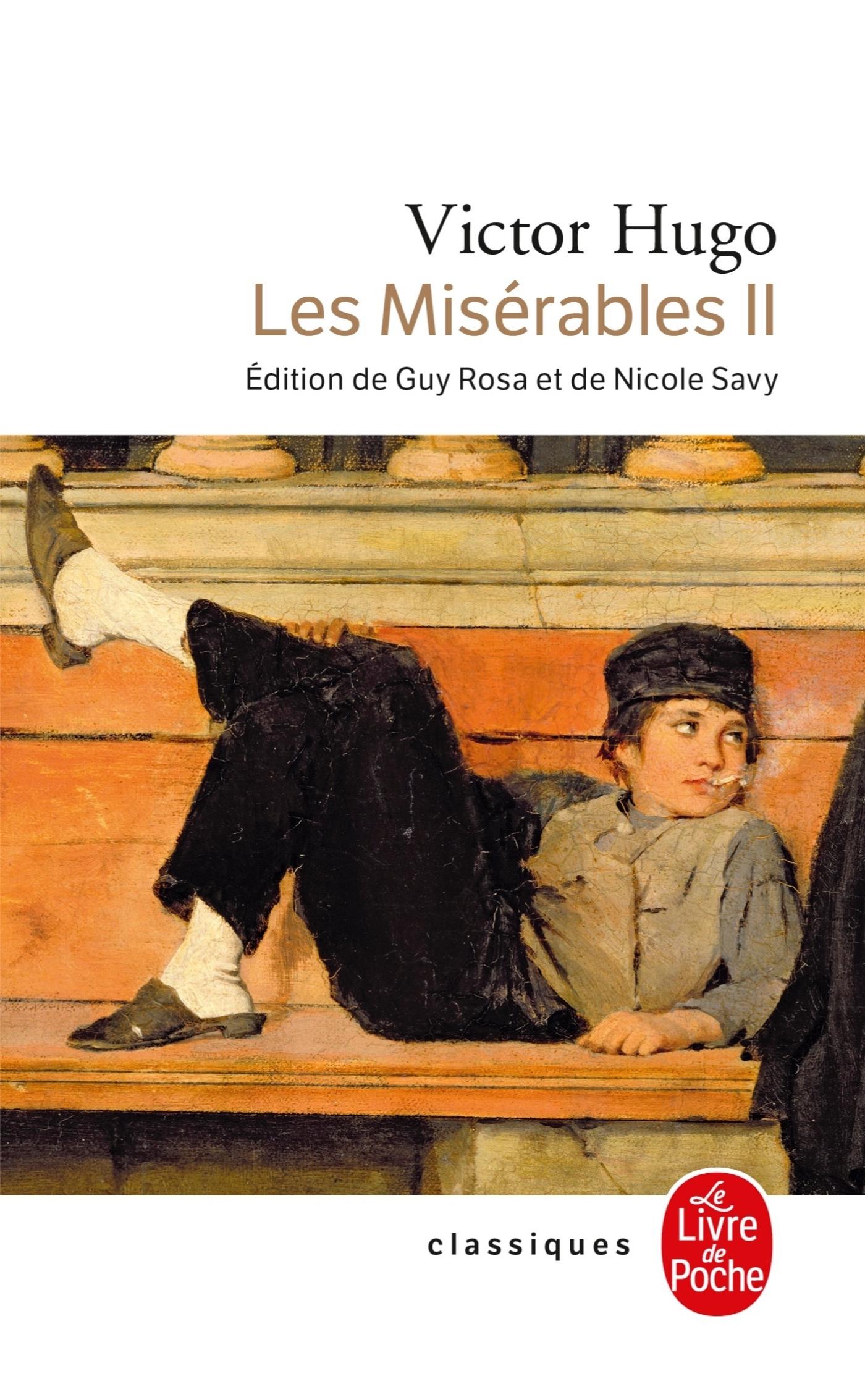 LES MISERABLES ( LES MISERABLES, TOME 2)