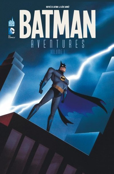 BATMAN AVENTURES TOME 1