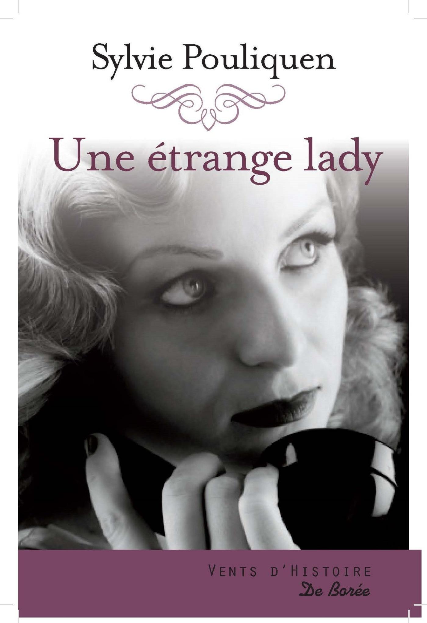 ETRANGE LADY (UNE)