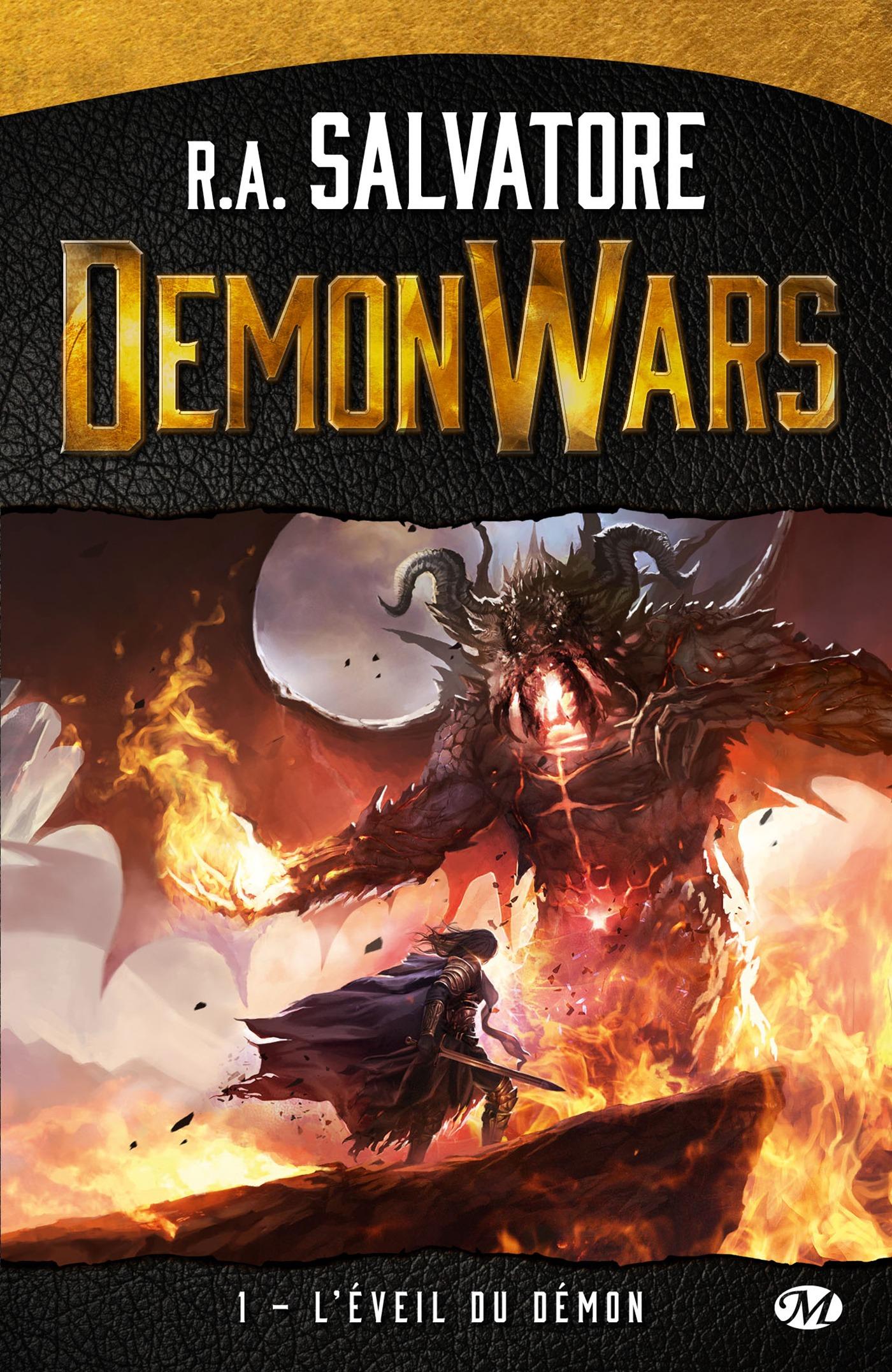 L'Éveil du démon, DEMON WARS, T1