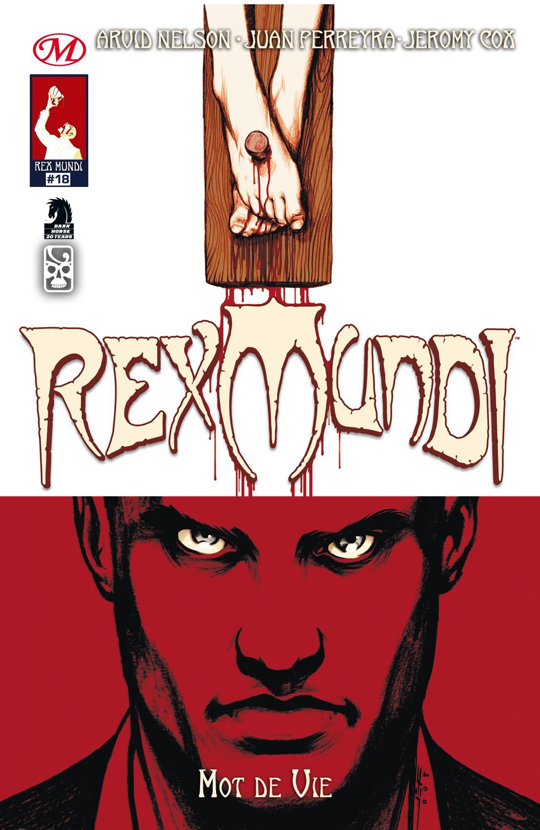 Rex Mundi #18, REX MUNDI, T3