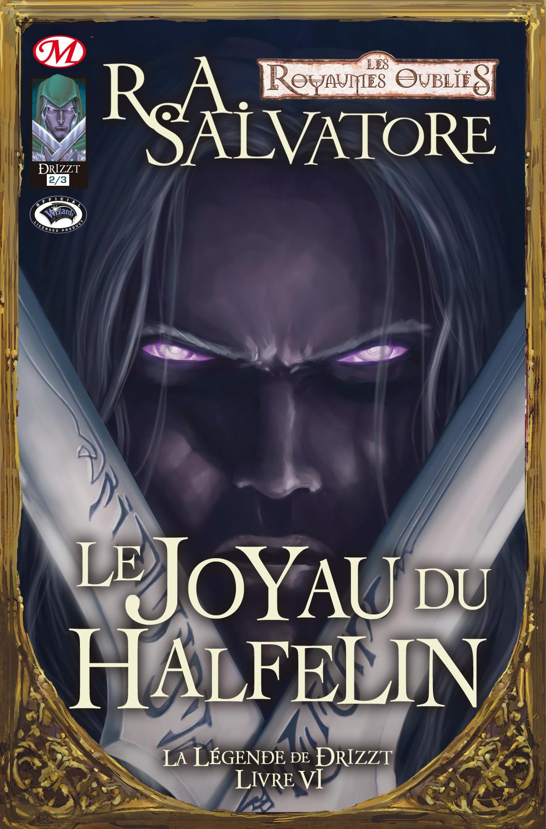 Le Joyau du halfelin 2/3, LA LÉGENDE DE DRIZZT, T6