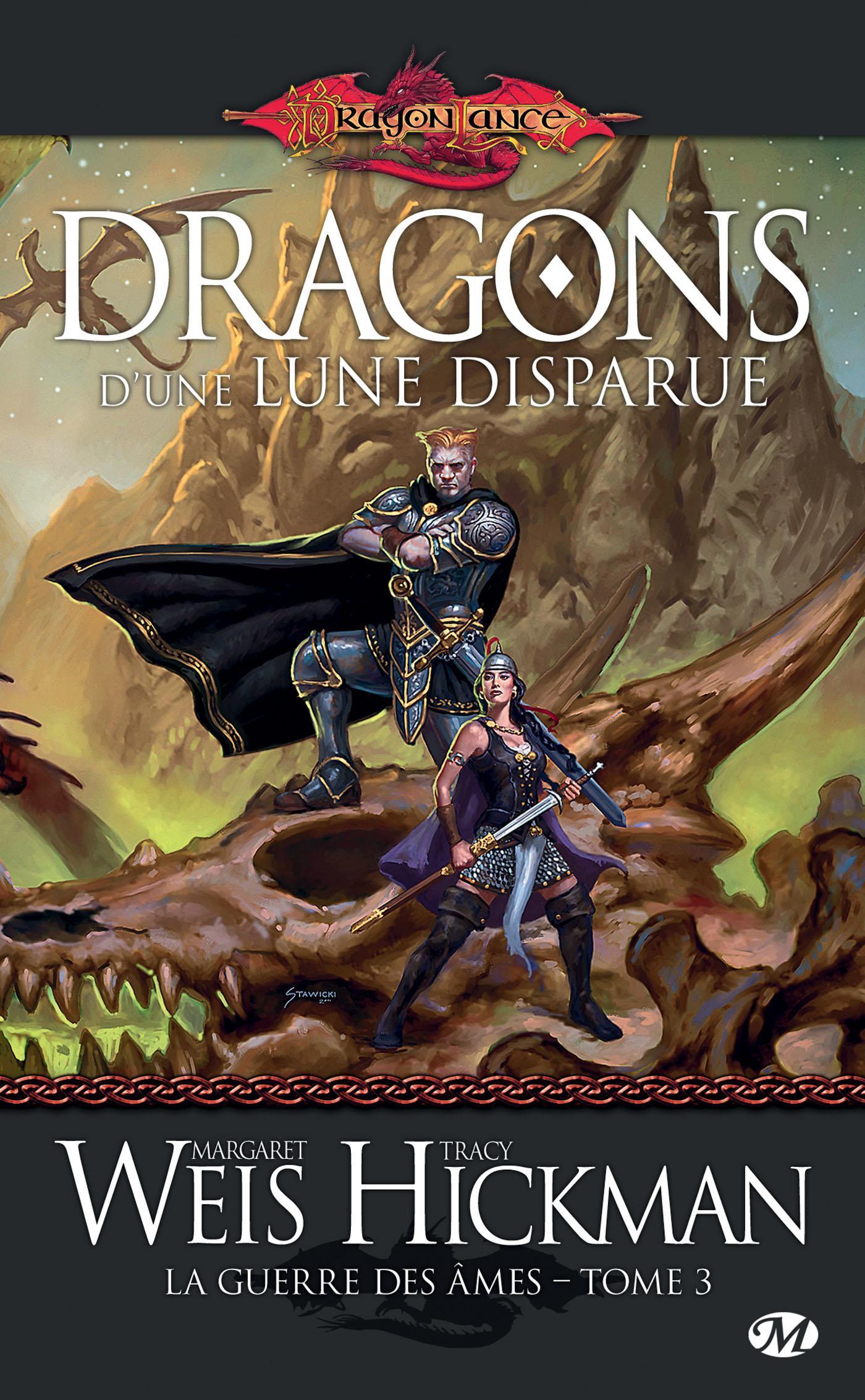 Dragons d'une lune disparue, LA GUERRE DES ÂMES, T3