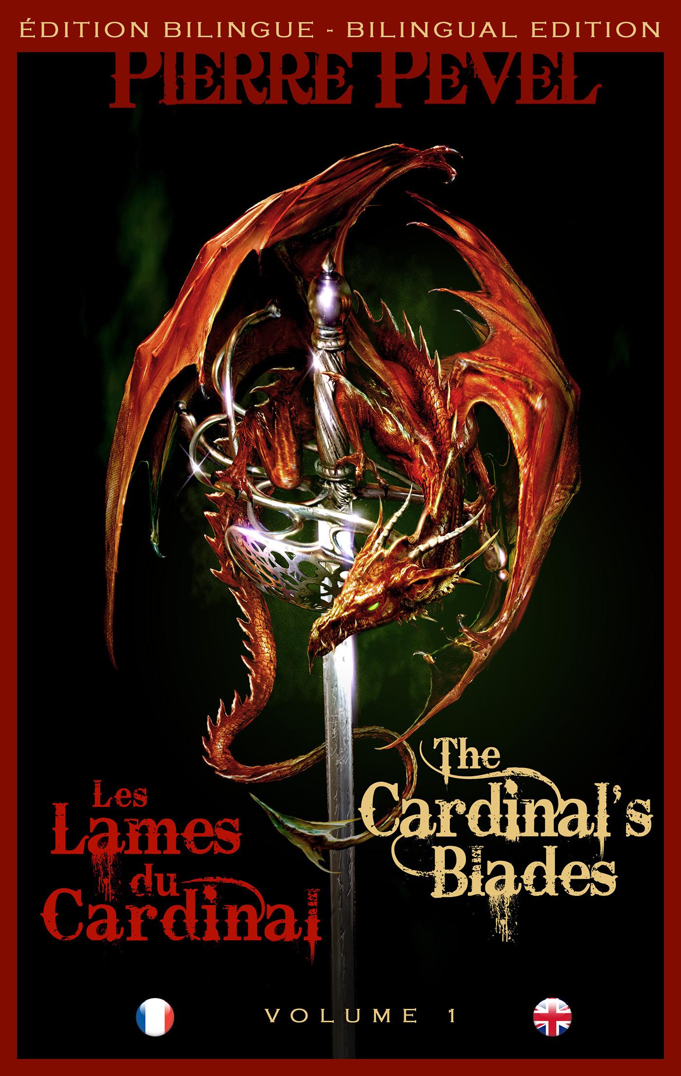 Les Lames du Cardinal / The Cardinal's Blade, LES LAMES DU CARDINAL, T1