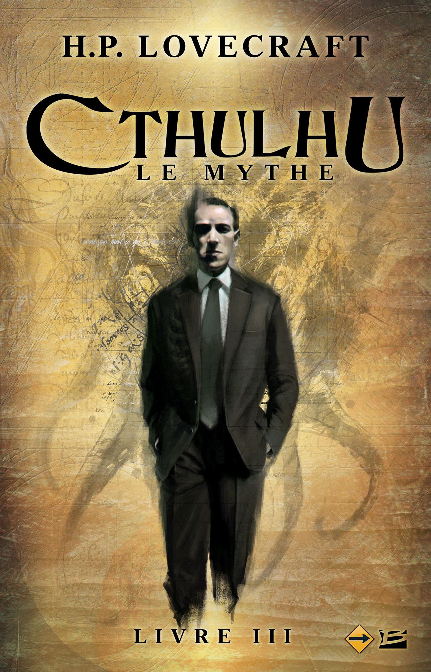 Cthulhu : Le Mythe, Livre 3, CTHULHU, T3