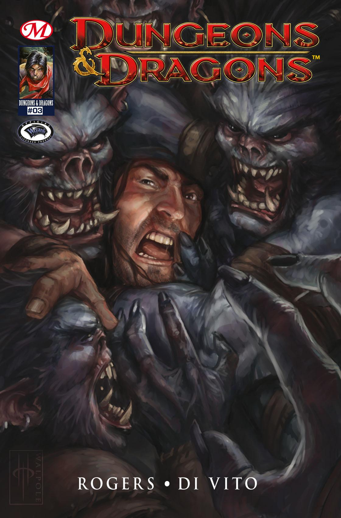 Dungeons & Dragons #3, DUNGEONS & DRAGONS, T1