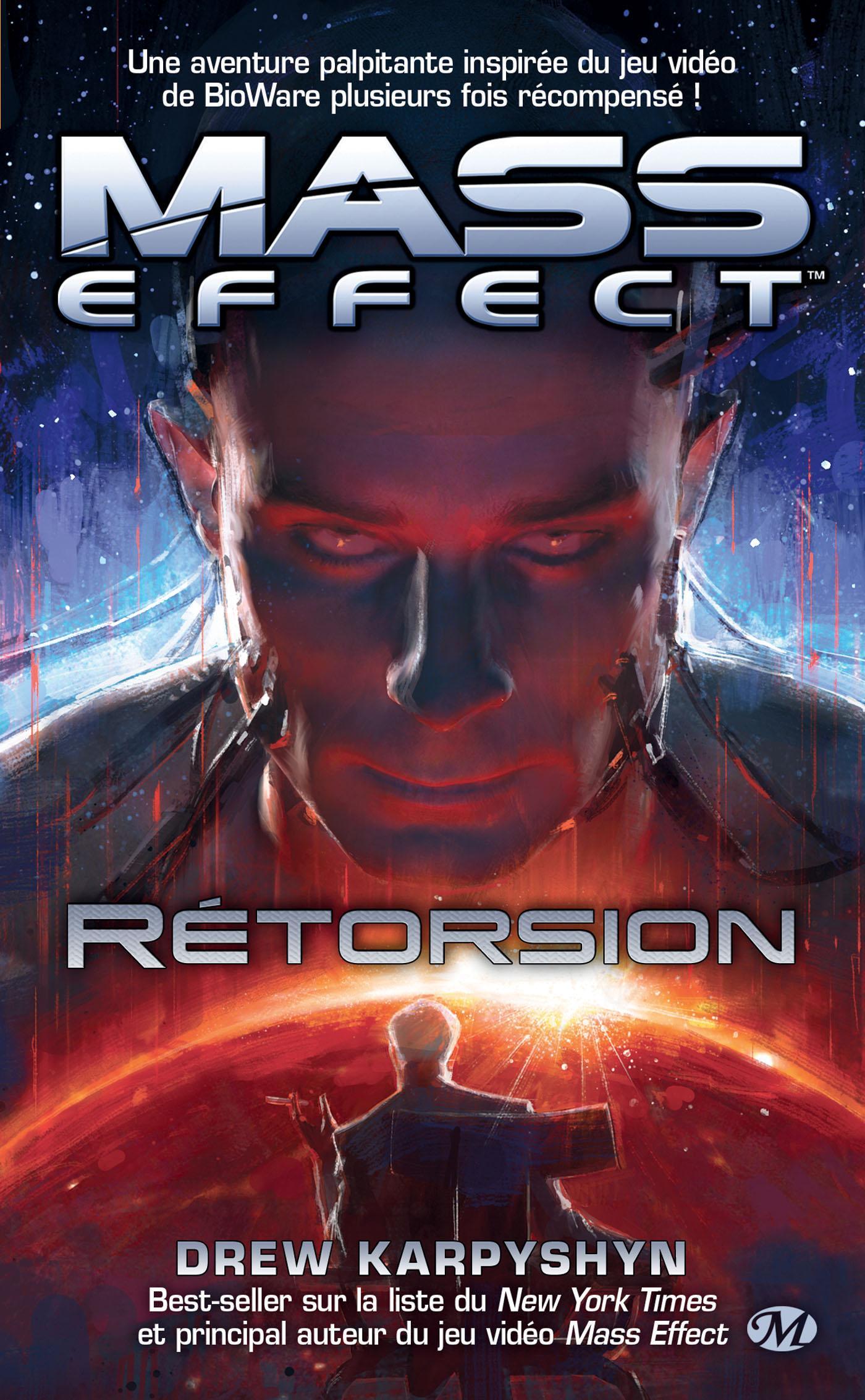 Rétorsion, MASS EFFECT, T3