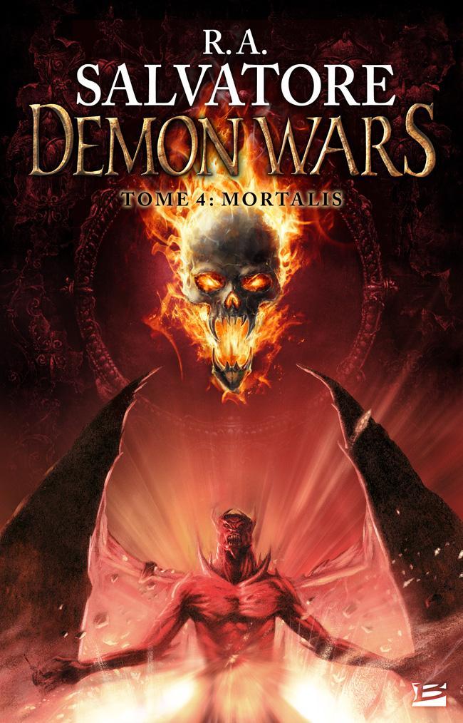 Mortalis, DEMON WARS, T4