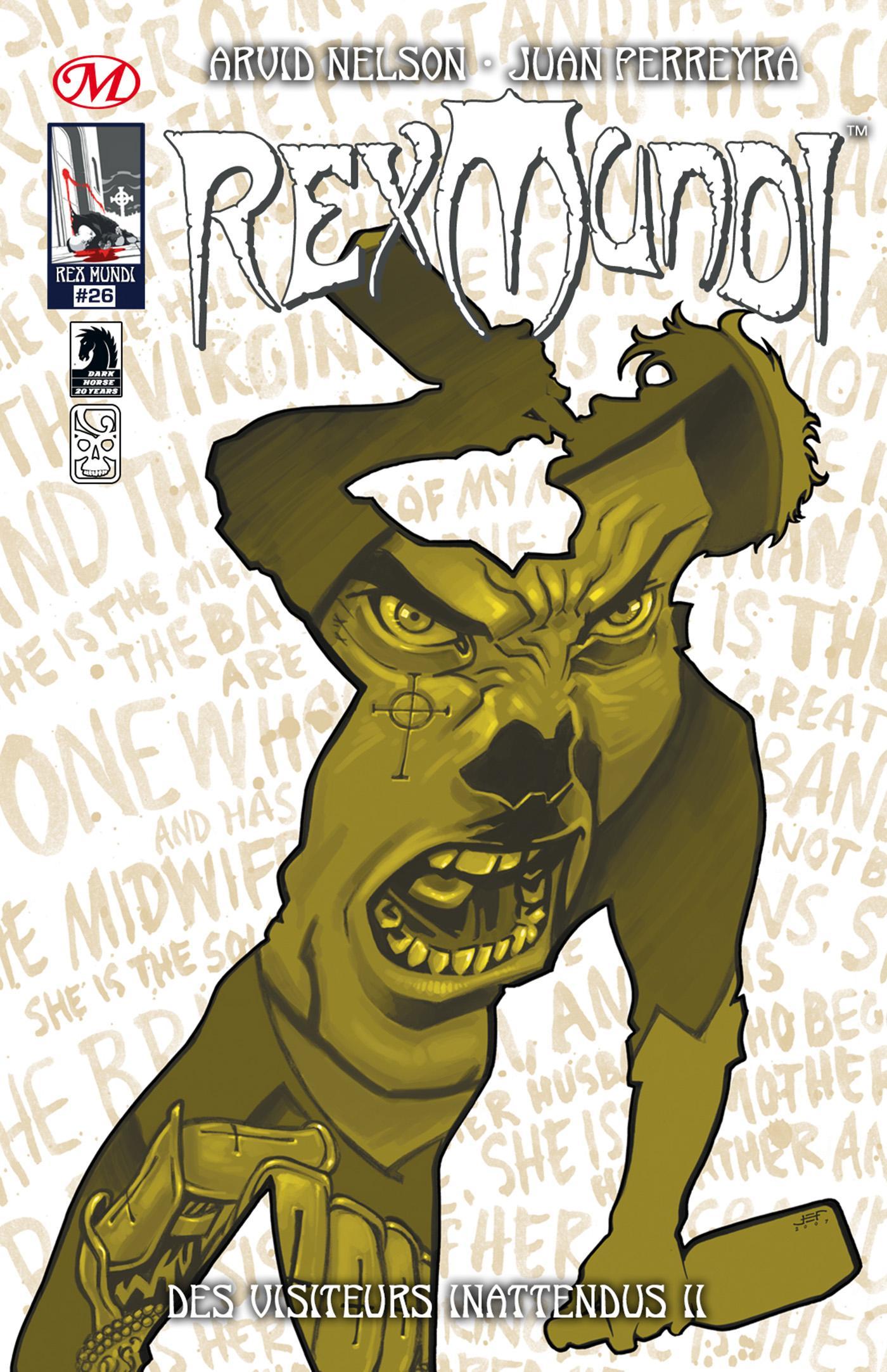 Rex Mundi #26, REX MUNDI, T5