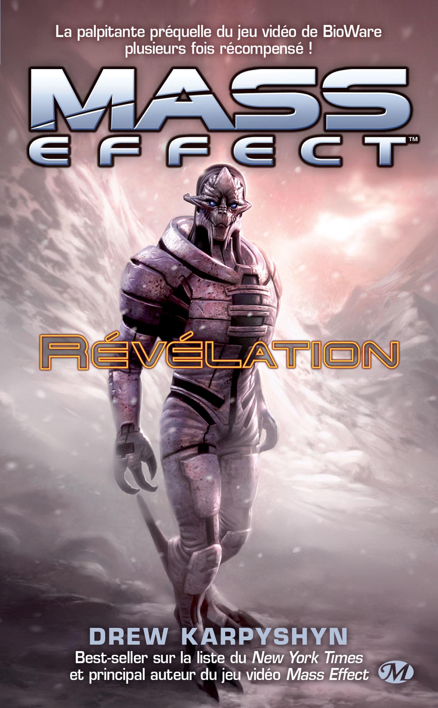 Révélation, MASS EFFECT, T1