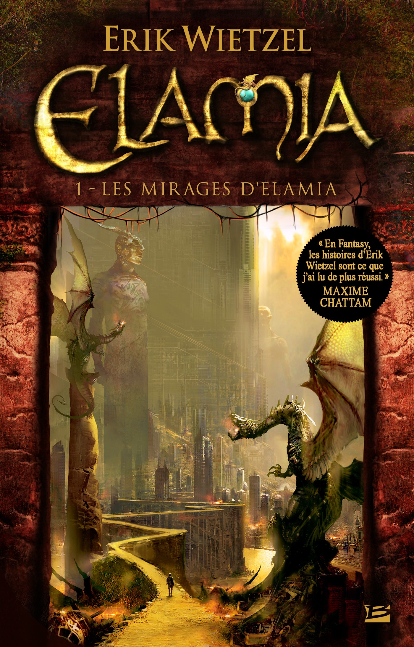 Les Mirages d'Elamia, ELAMIA, T1