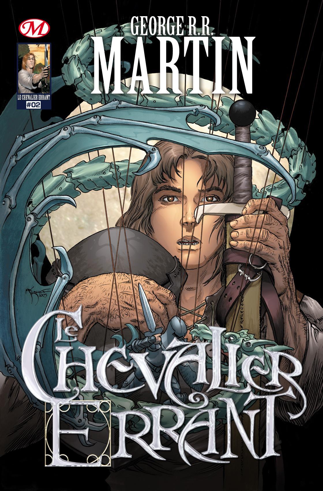 Le Trône de fer : Le Chevalier errant #2, LE TRÔNE DE FER, T0
