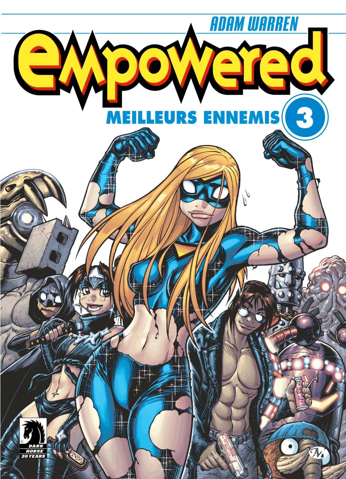Empowered #3 : Meilleurs ennemis, EMPOWERED, T3