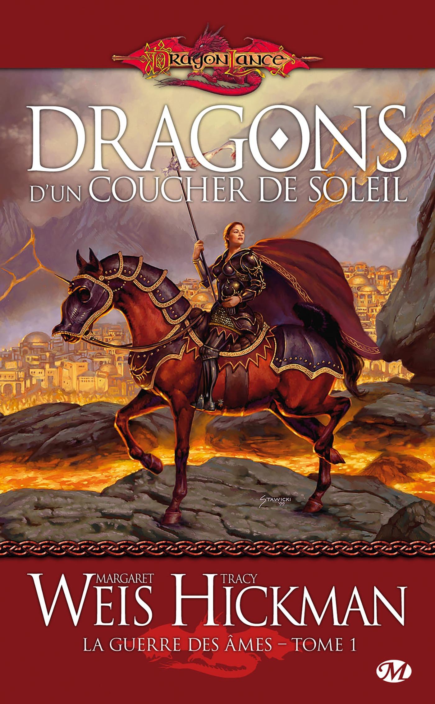 Dragons d'un coucher de soleil, LA GUERRE DES ÂMES, T1