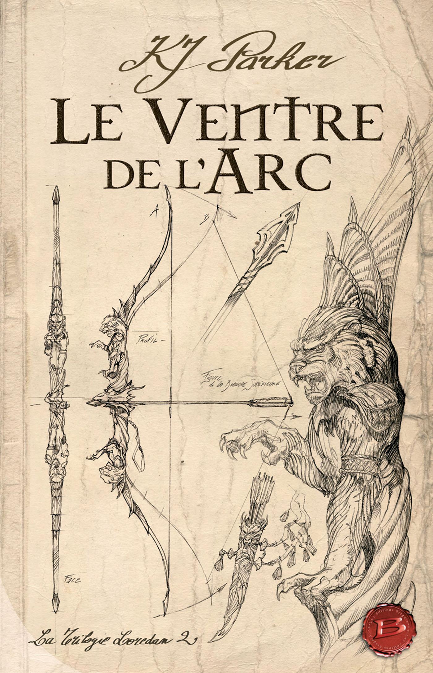 Le Ventre de l'arc, LA TRILOGIE LOREDAN, T2