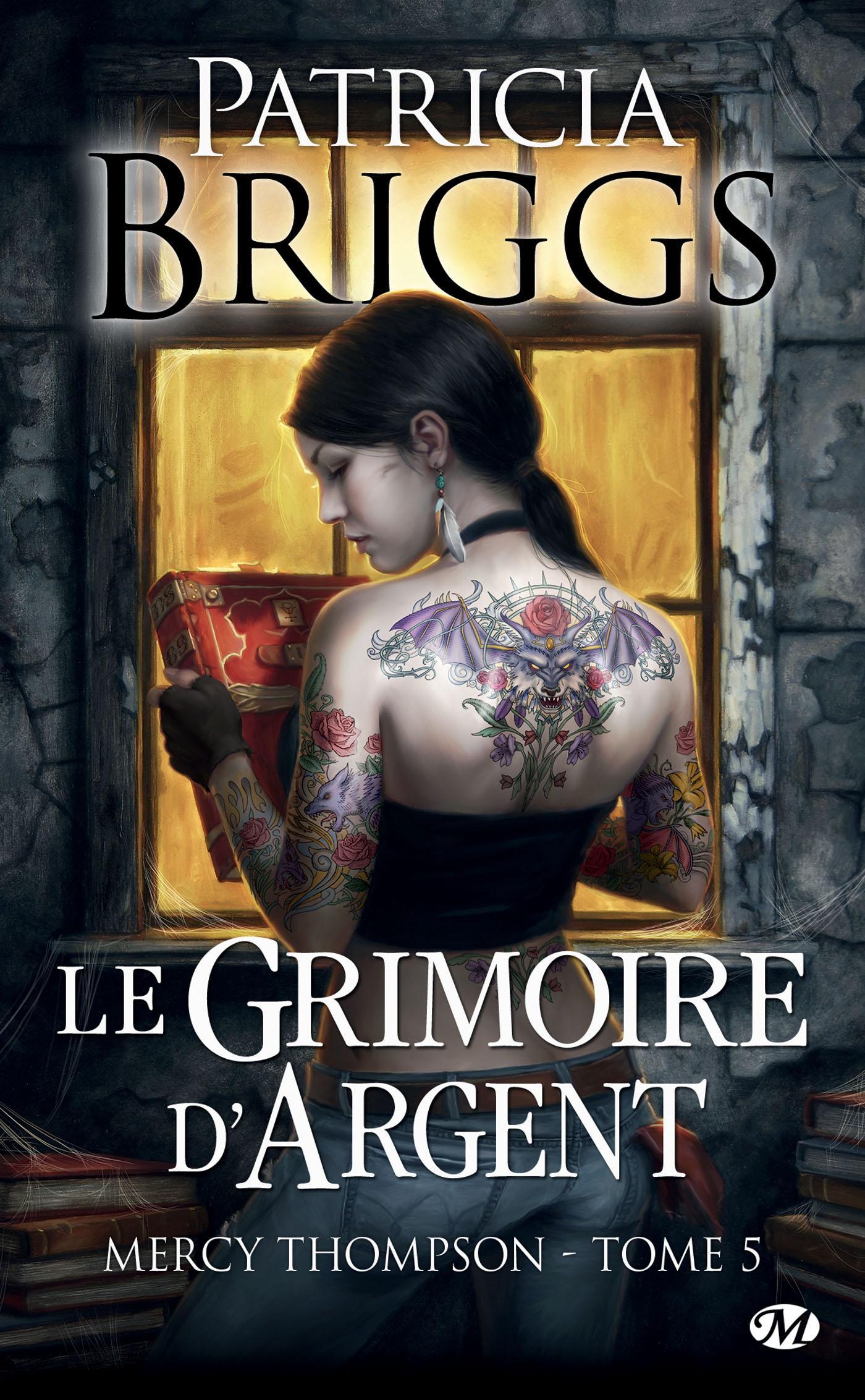 Le Grimoire d'Argent, MERCY THOMPSON, T5