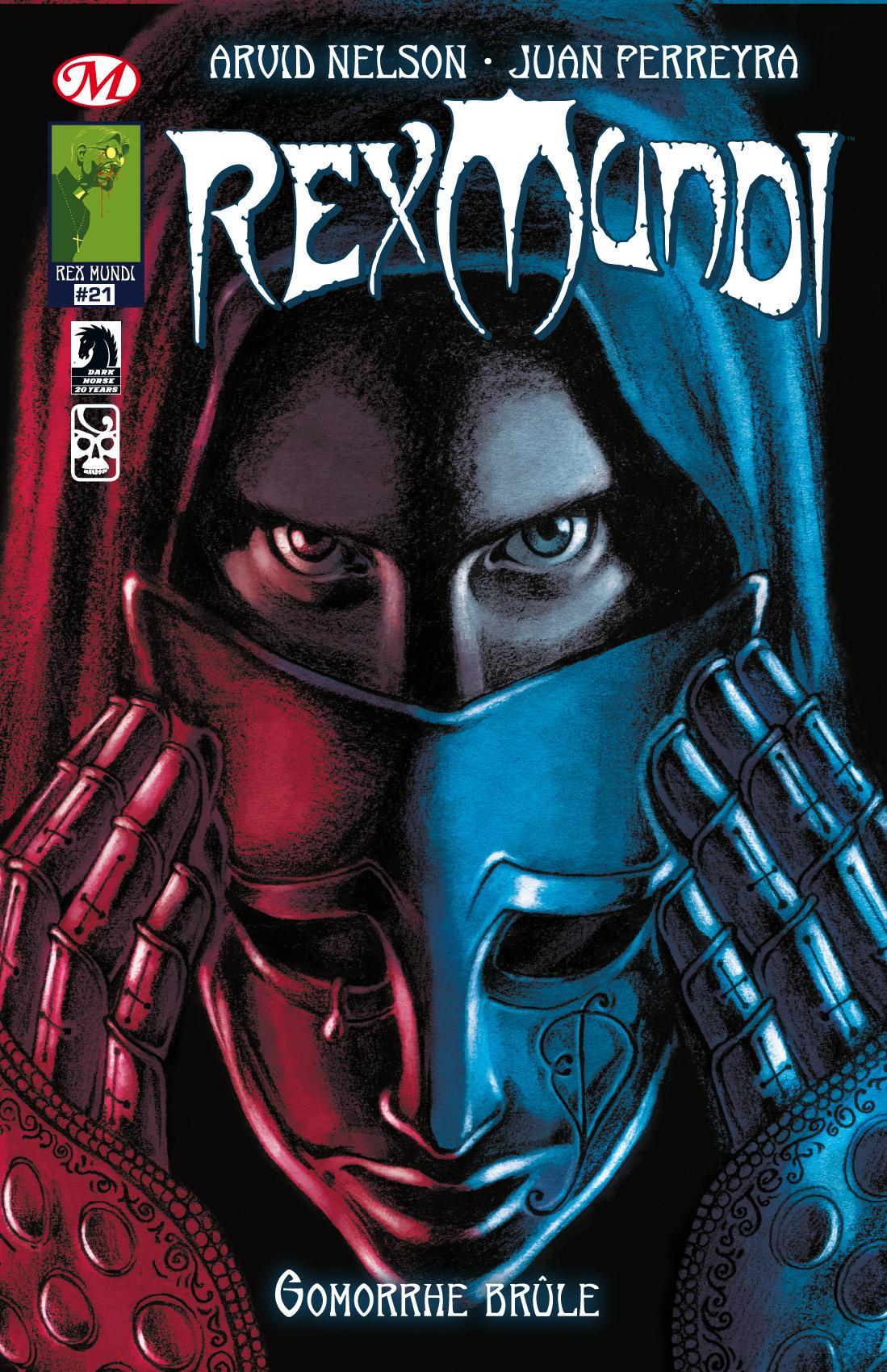 Rex Mundi #21, REX MUNDI, T4