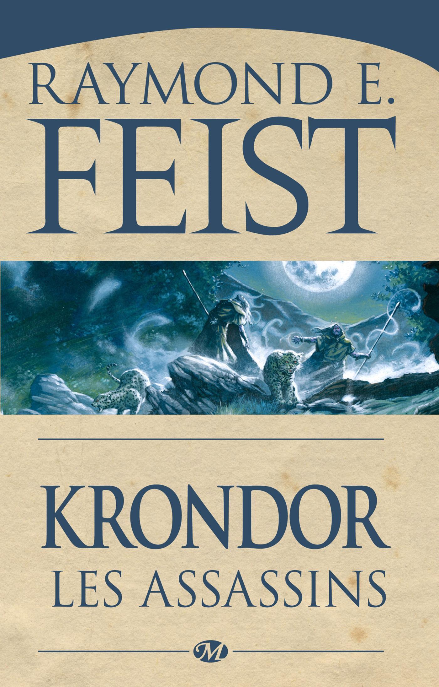 Krondor : les Assassins, LE LEGS DE LA FAILLE, T2