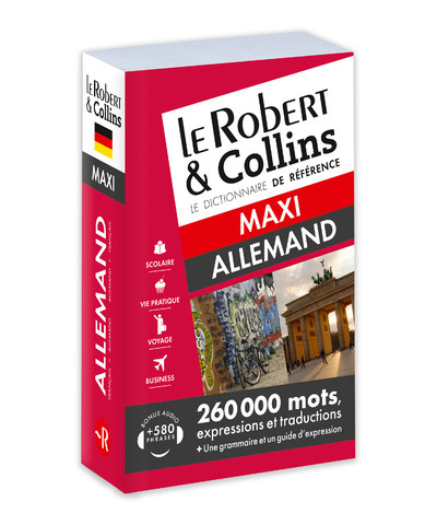 LE ROBERT & COLLINS MAXI ALLEMAND NC