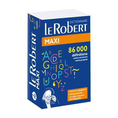 LE ROBERT MAXI LANGUE FRANCAISE