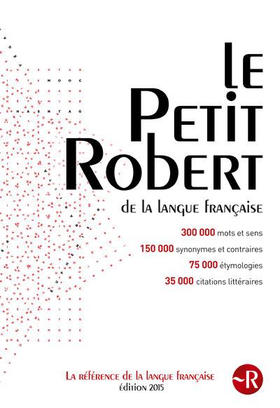 PETIT ROBERT LANGUE FSE 2015