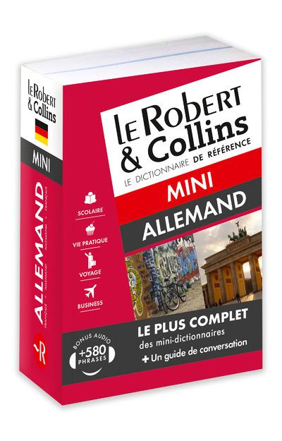 LE ROBERT & COLLINS MINI ALLEMAND NC