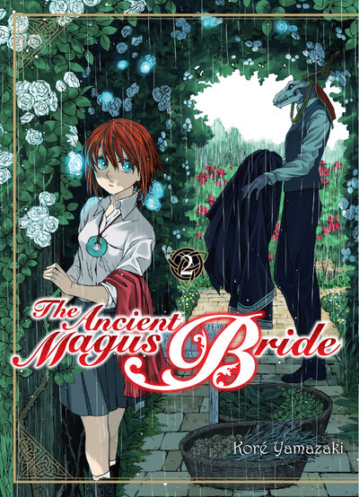 THE ANCIENT MAGUS BRIDE - TOME 2