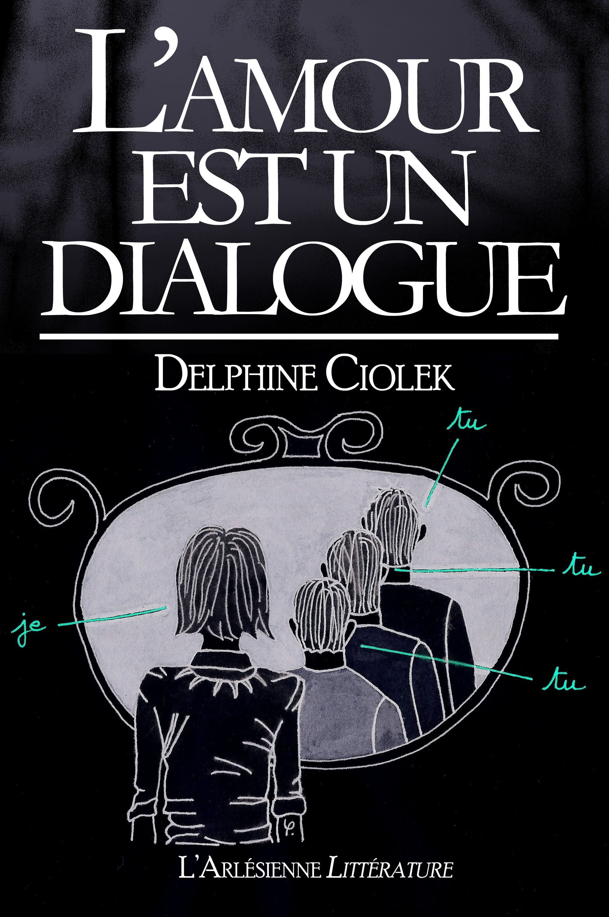 L'amour est un dialogue, NOUVELLE, ÉDITION NOIRE
