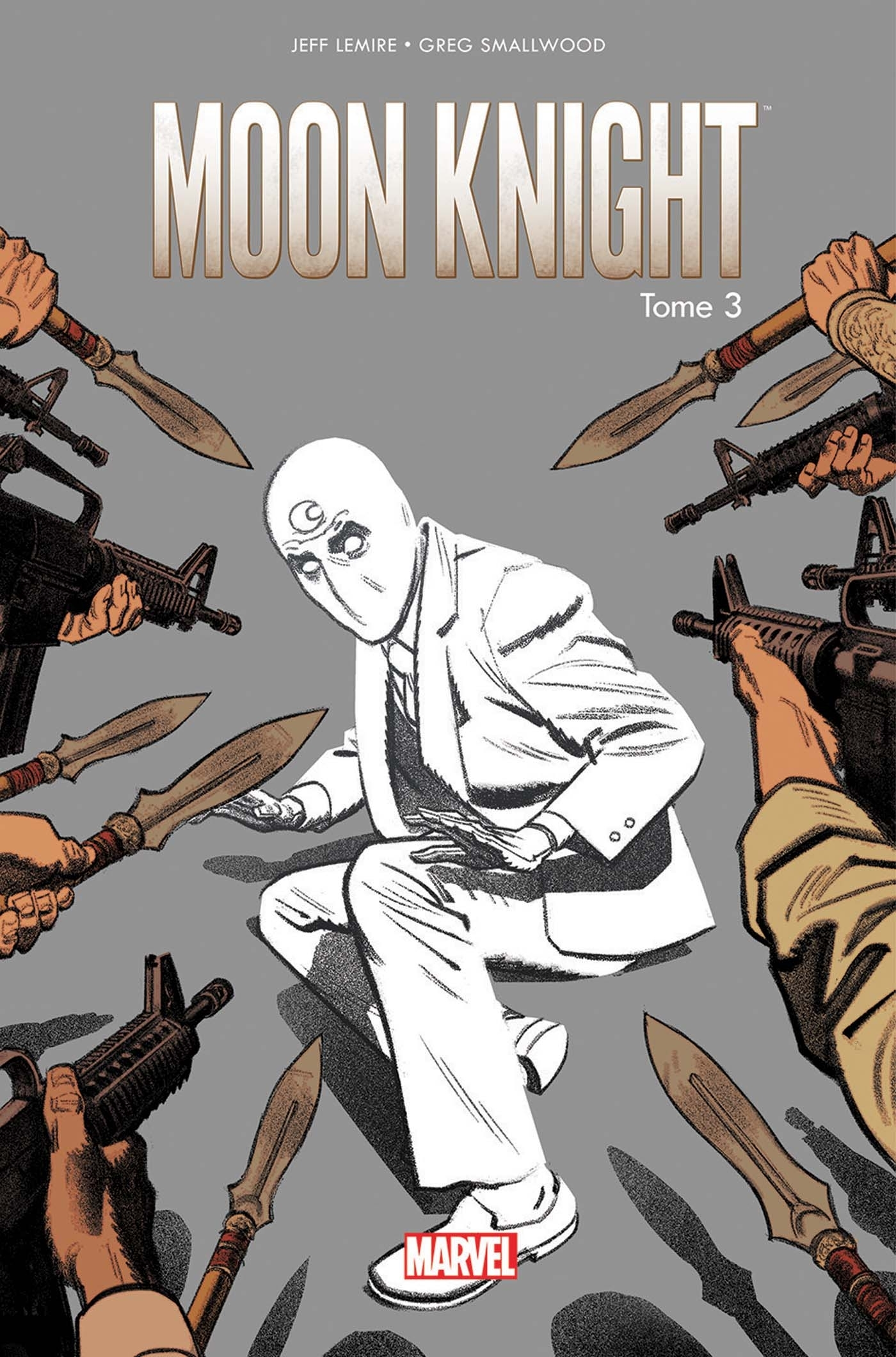 MOON KNIGHT ALL-NEW ALL-DIFFERENT T03
