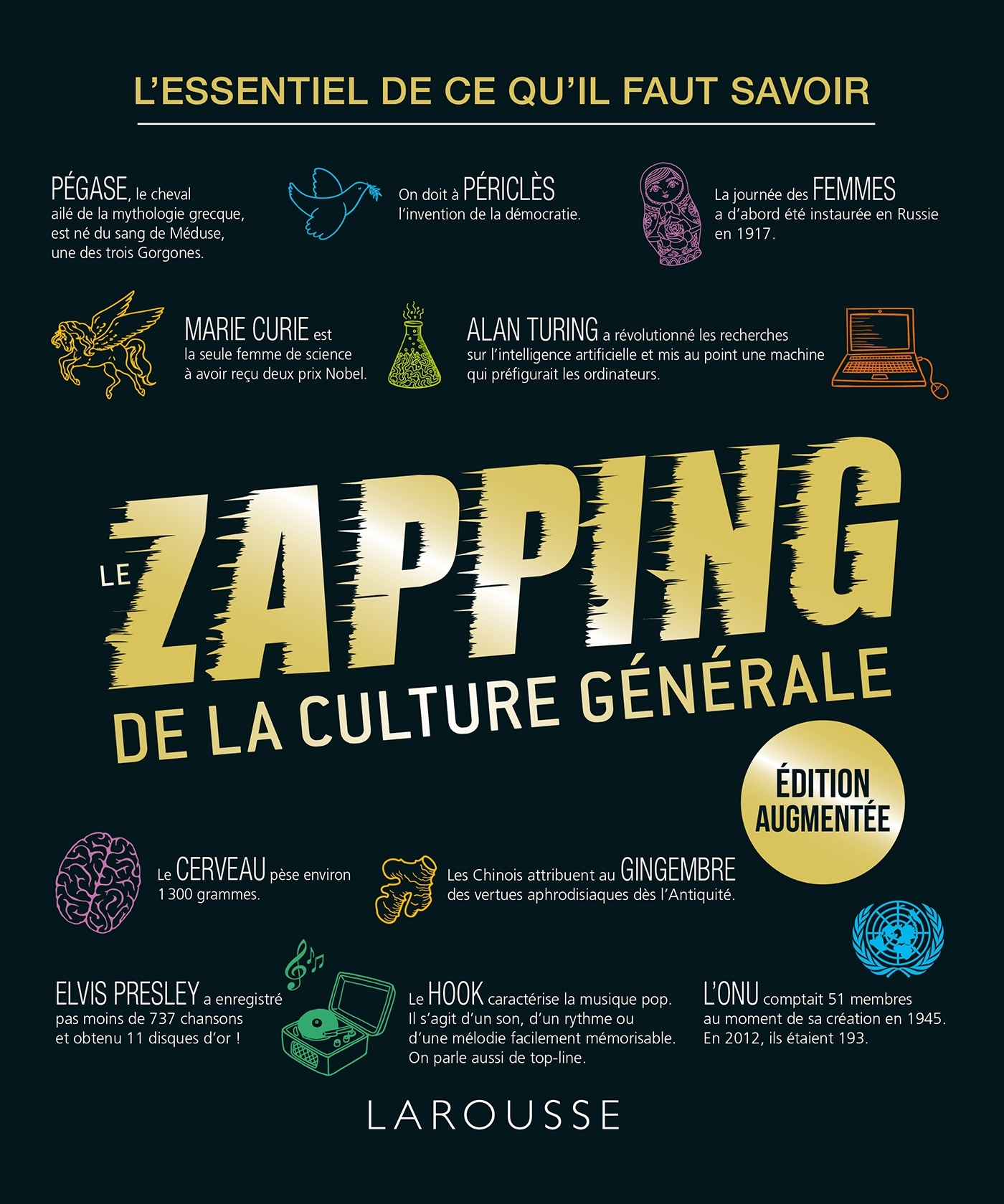 LE ZAPPING DE LA CULTURE GENERALE