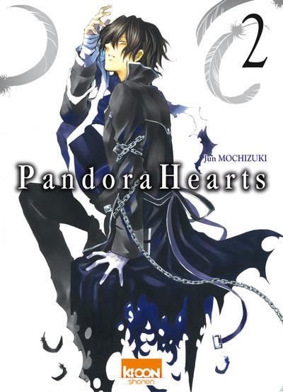 PANDORA HEARTS T02