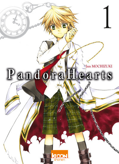 PANDORA HEARTS T01