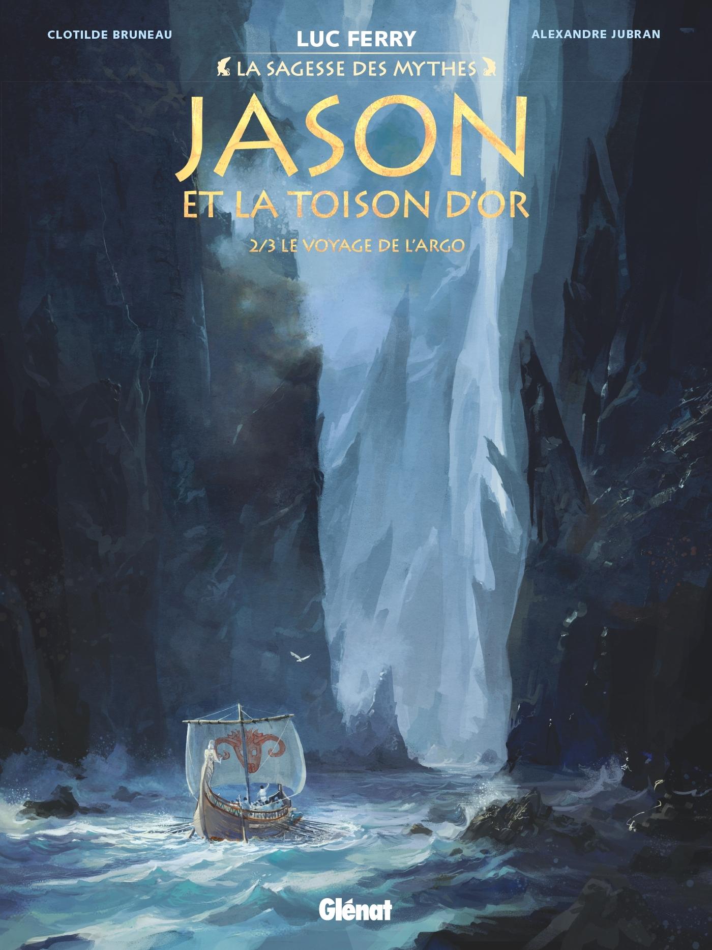 JASON ET LA TOISON D'OR - TOME 02 - LE VOYAGE DE L'ARGO
