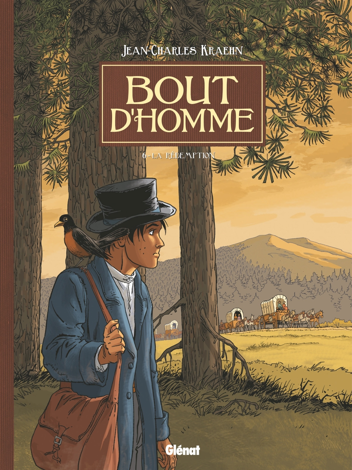 BOUT D'HOMME - TOME 06 - REDEMPTION