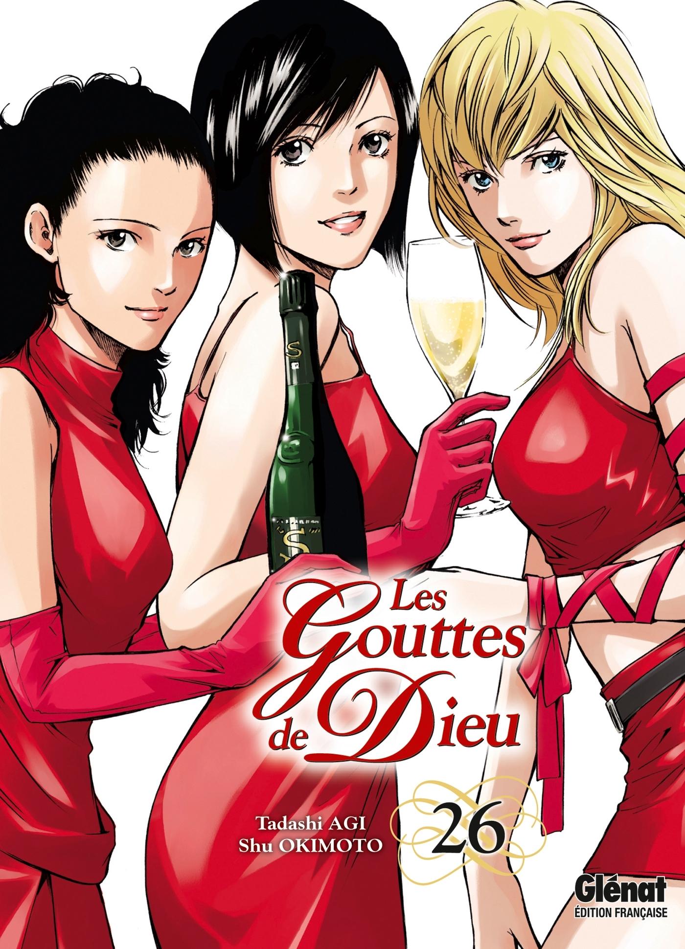 LES GOUTTES DE DIEU - TOME 26