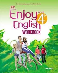 NEW ENJOY ENGLISH 4E - WORKBOOK - VERSION PAPIER