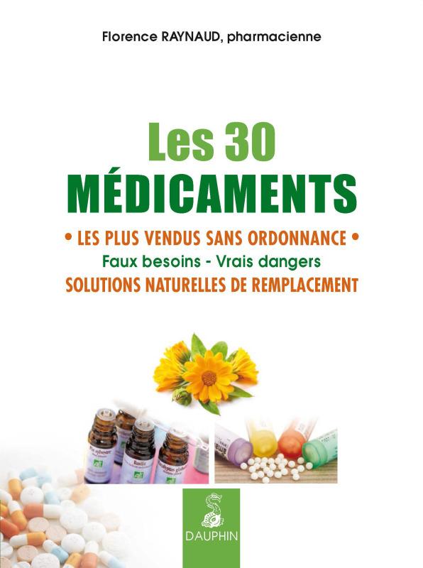 30 MEDICAMENTS LES PLUS VENDUS SANS ORDONNANCE
