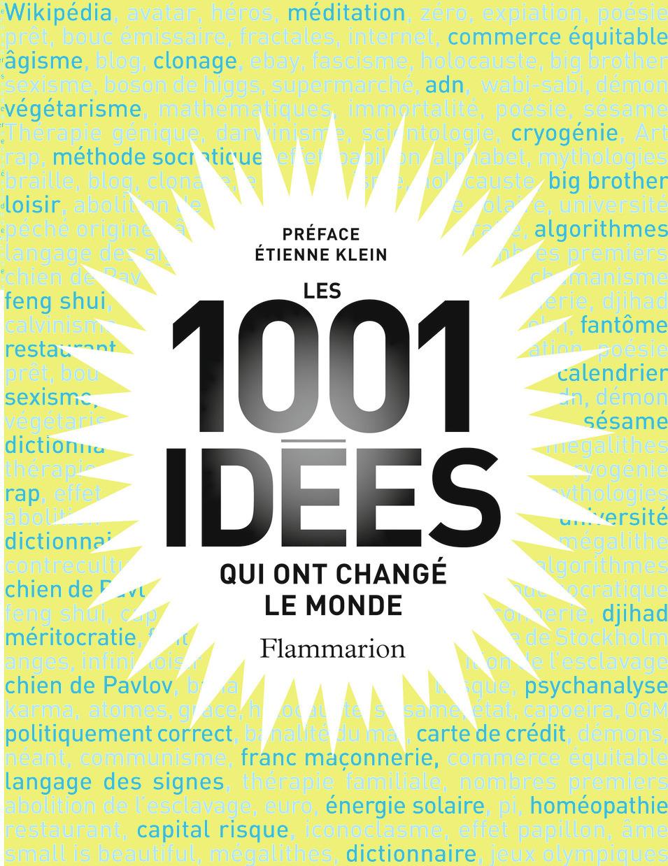 LES 1001 IDEES