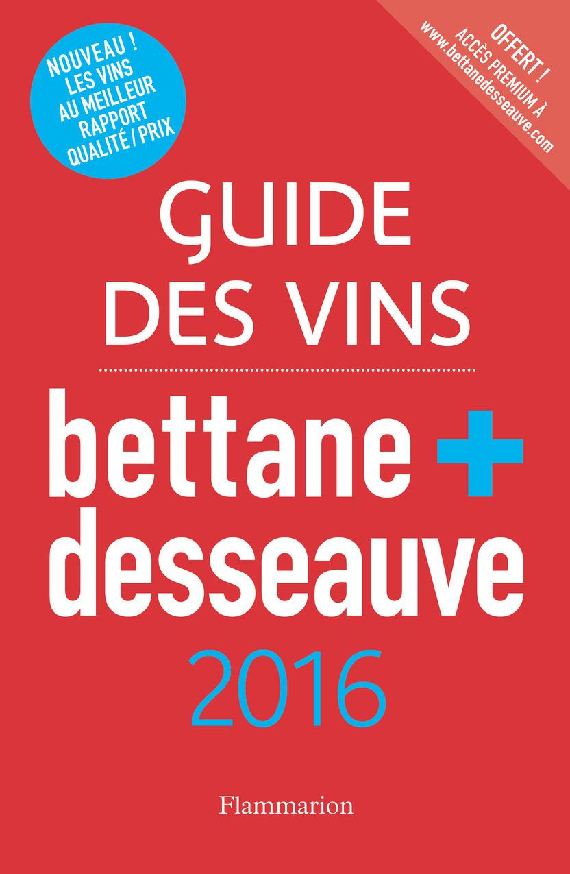 GUIDE DES VINS 2016