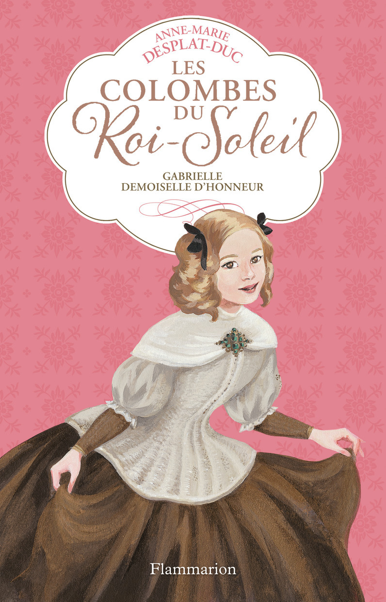GABRIELLE, DEMOISELLE D'HONNEUR